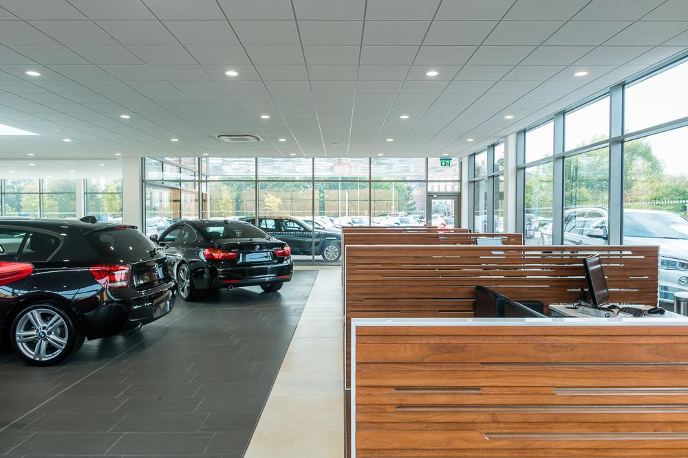 BMW MINI Preston