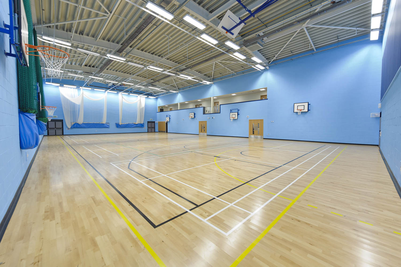 Roundwood Sports Hall